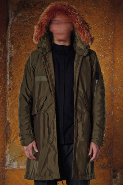 Image of Stone Island Shadow Project 2014 Fall/Winter Lookbook