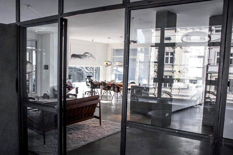 Image of The Studio Kippenberger Apartment in Berlin