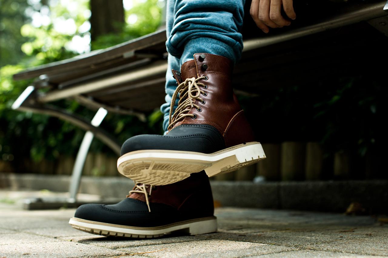 Image of Timberland Mark Makers APAC: Jim Yan from Hong Kong