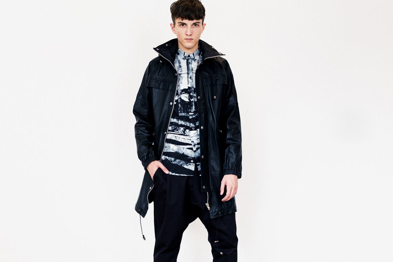 "Image of Tourne de Transmission 2014 Fall/Winter ""Disorder"" Collection"
