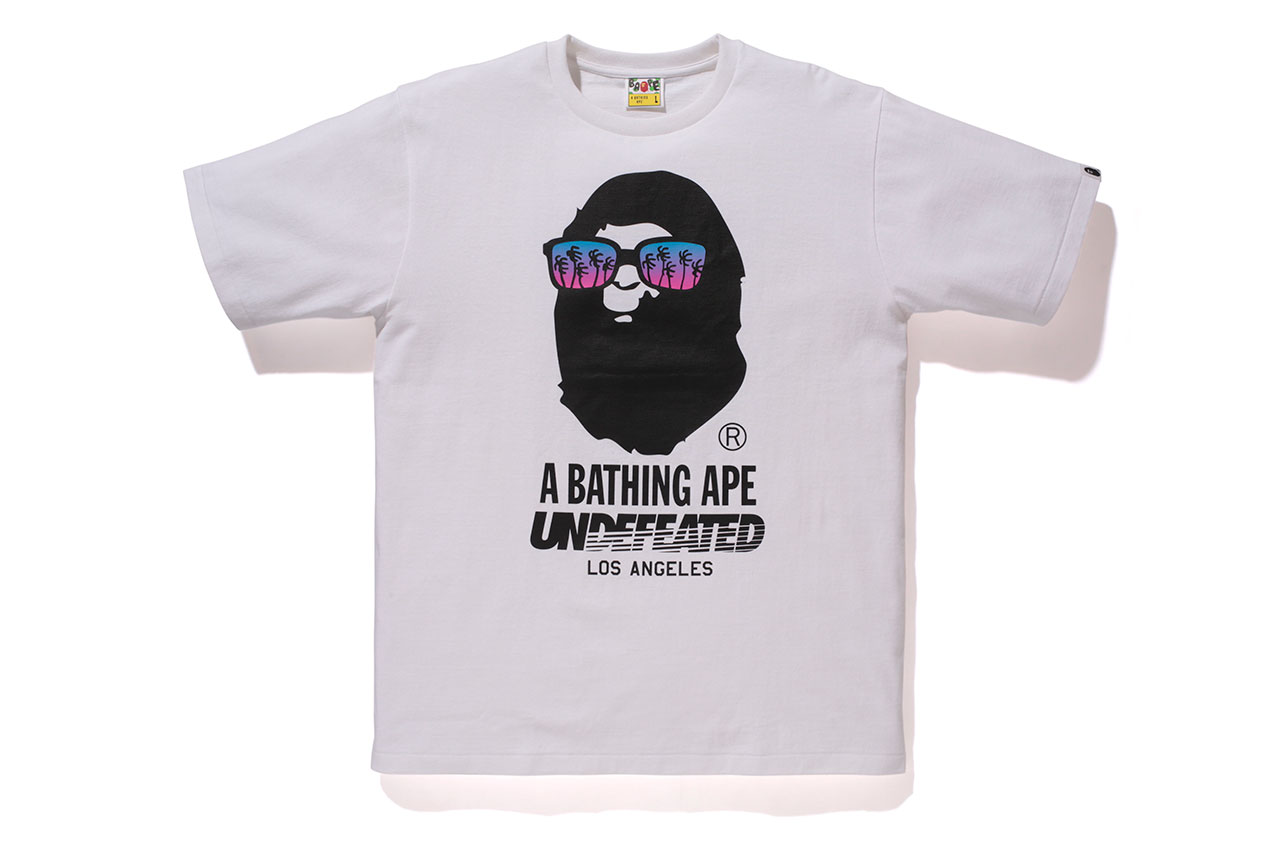 Image of Undefeated x A Bathing Ape 2014 Capsule Collection