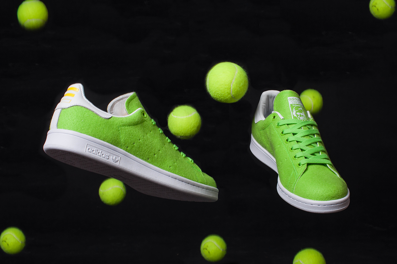 adidas original stan smith vert