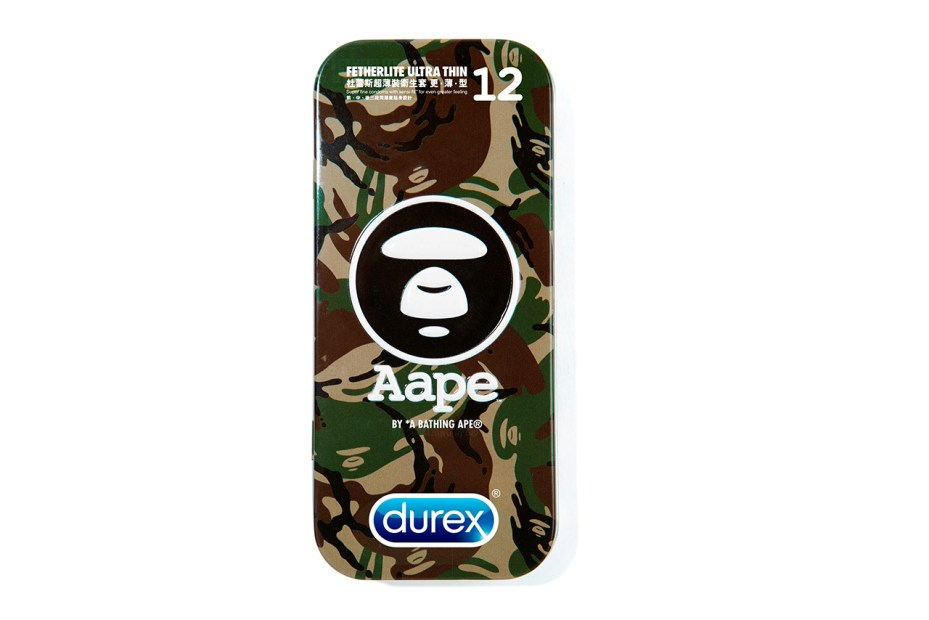 Limited edition air max 1 for sale - Durex X Aape By A Bathing Ape Cases Hypebeast