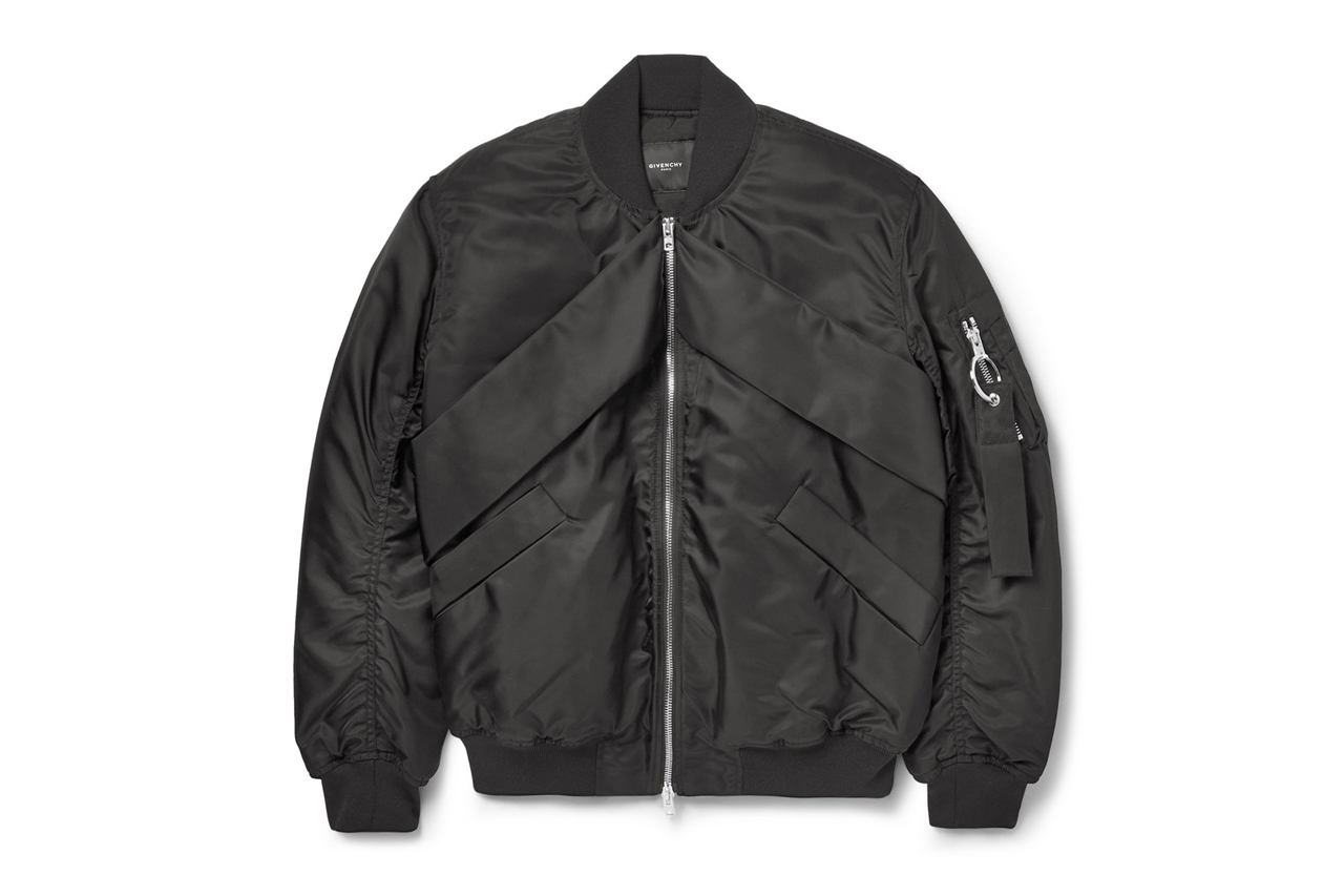 Image of Givenchy 2014 Fall/Winter Shell Bomber Jacket