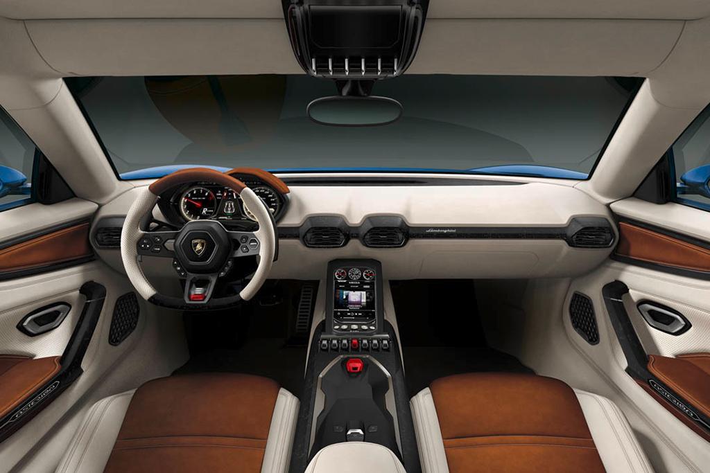 Image of Lamborghini Asterion LPI 910-4 Hybrid Concept