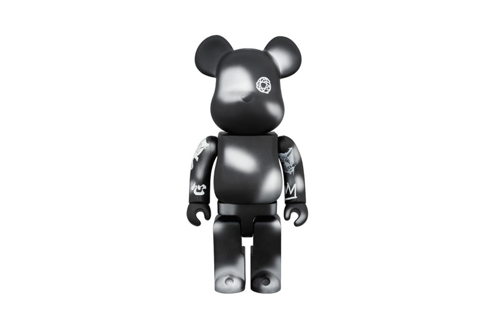 "Image of UNKLE x Medicom Toy ""Daydreaming..."" Bearbrick"