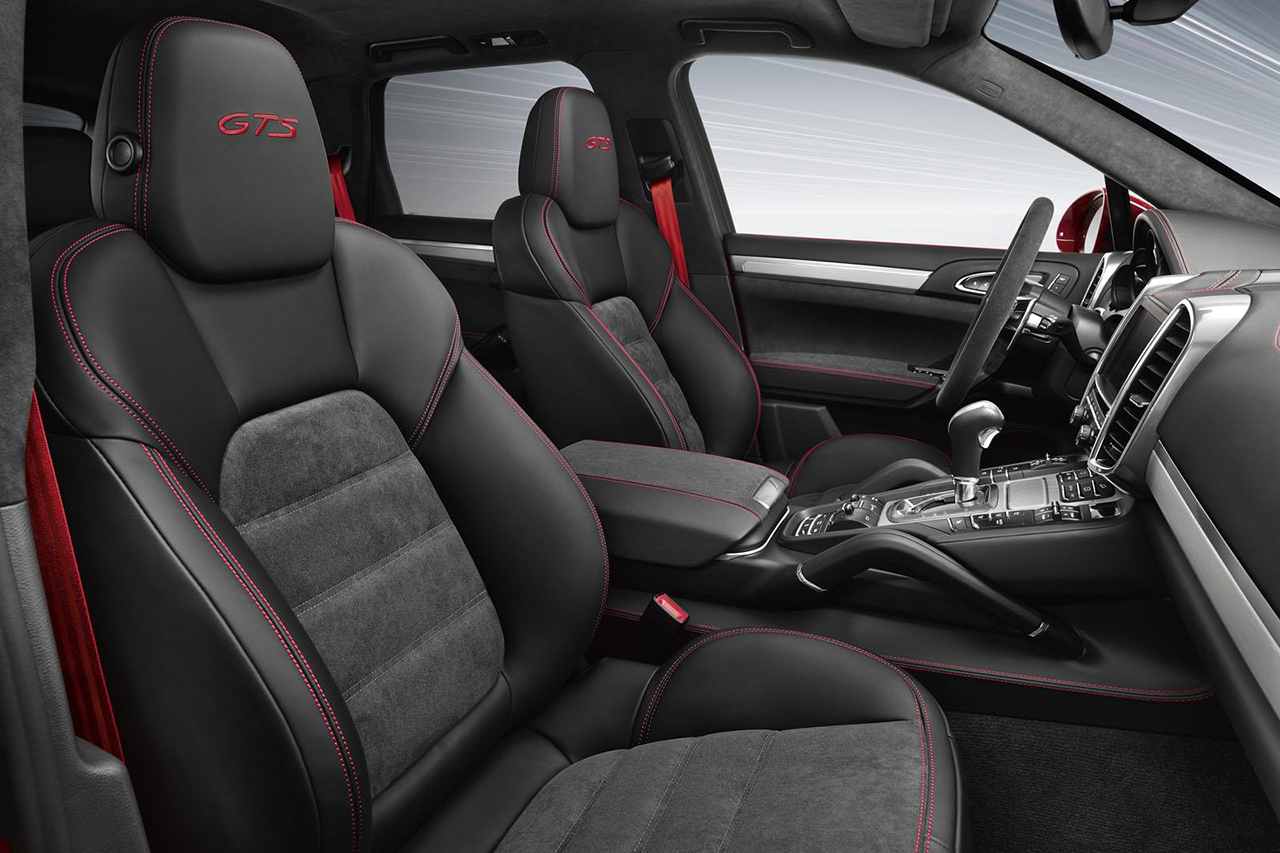 Image of 2015 Porsche Cayenne GTS
