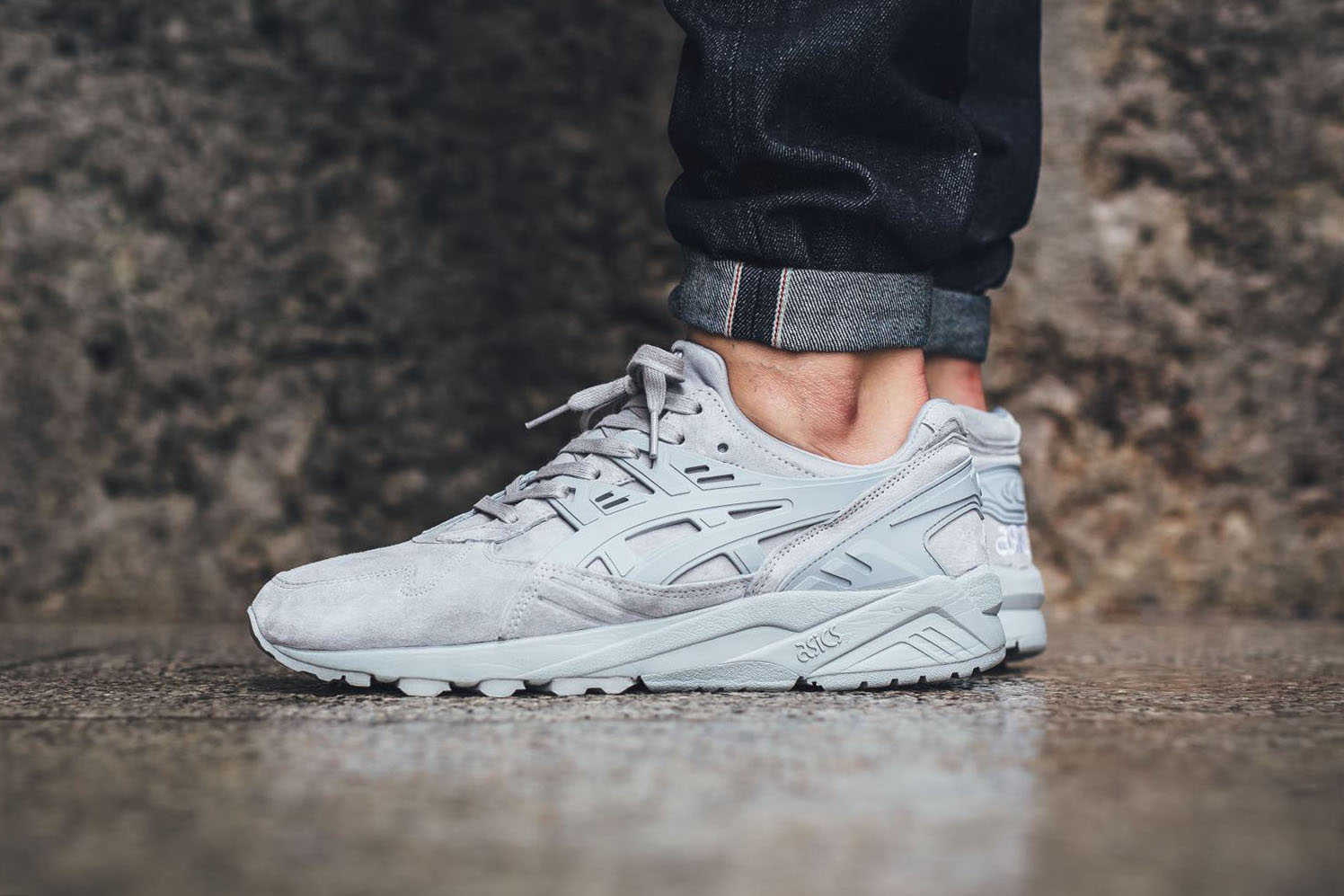 Asics Gel Kayano Asics Gel Kayano Trainer Light Grey Sneakers Hypebeast