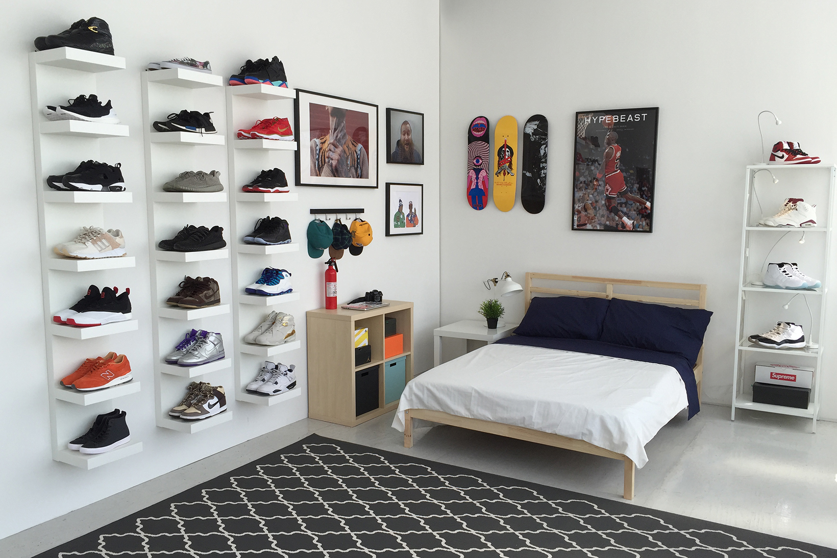 Ikea Box Room Ideas 5 Brilliant Ways To Personalise Your Sleeping Space With