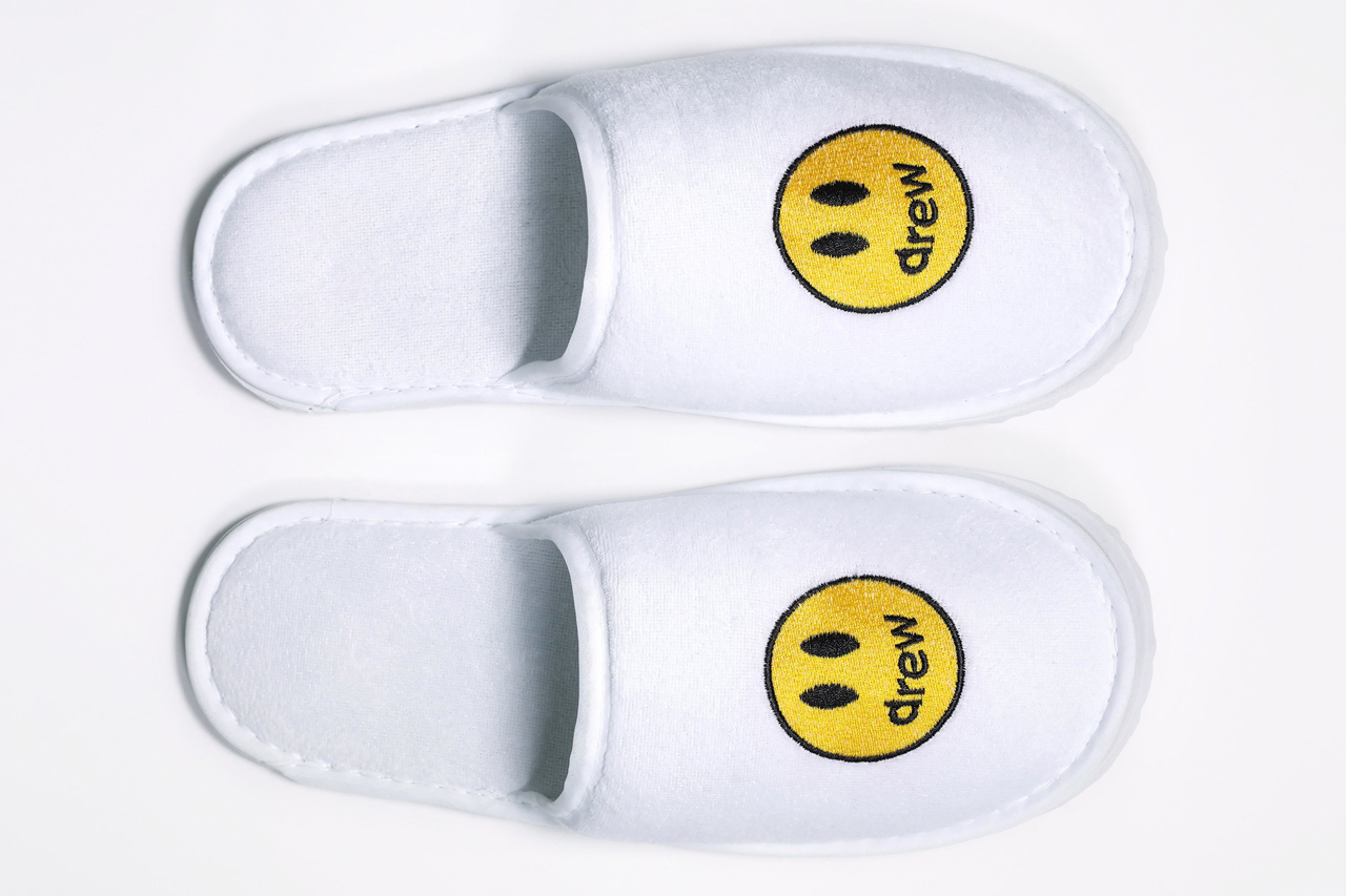 Baby Hotel Slippers Justin Bieber S Drewhouse Cheap Hotel Slippers Hypebeast