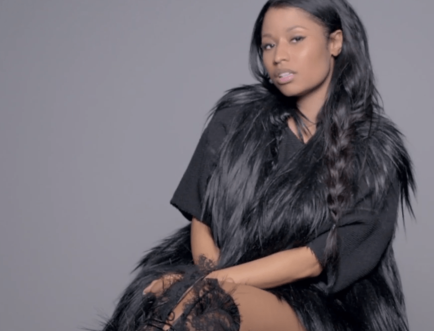 Hair Braids Kit 6 Styles From Nicki Minaj 39;s 39;pills N Potions 39; Video