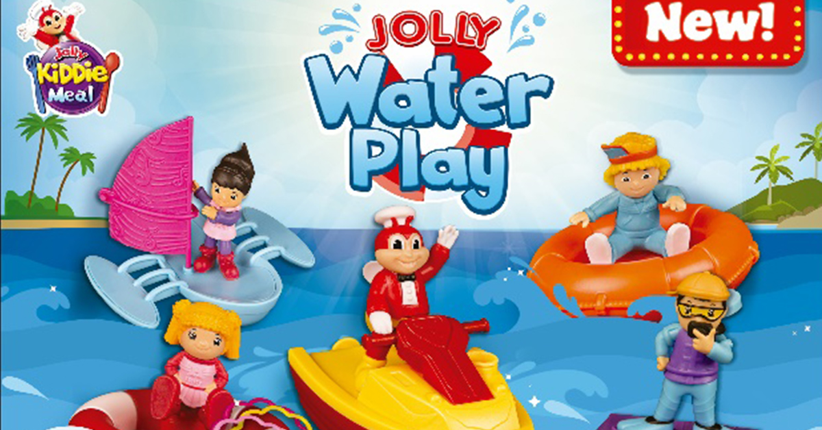Fun Water Adventures Await Kids With Jolly Water Play Toys