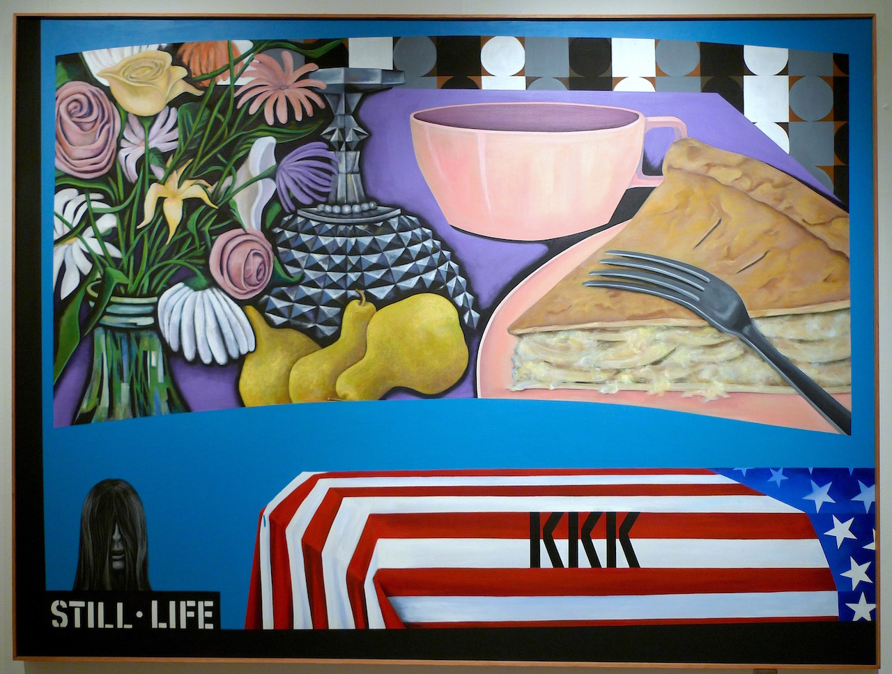 Arte Chicano Murals In San Antonio A Chicano Painter Who Paired Pop Art With Pointed