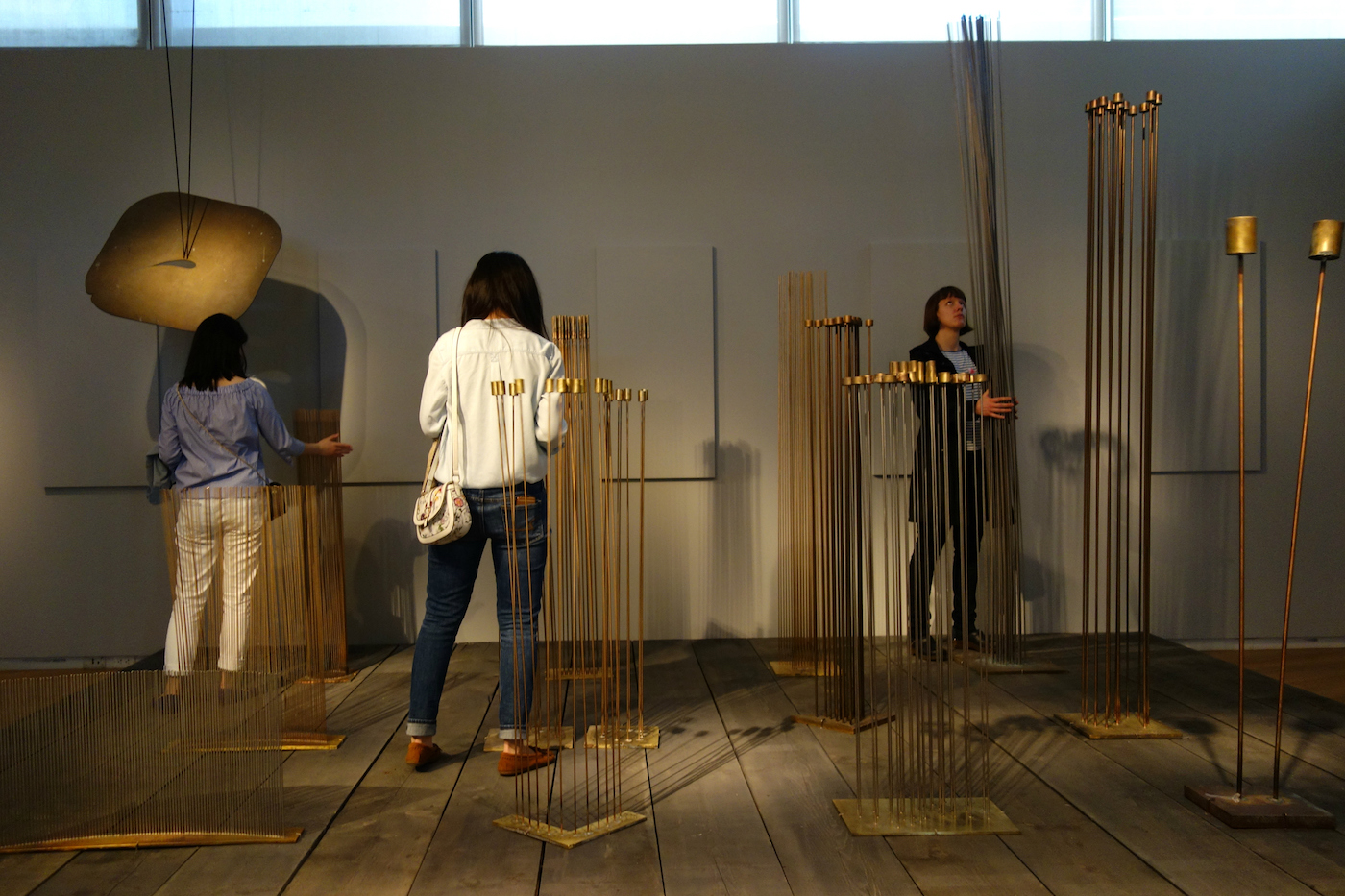 Harry Bertoia A Hands On Experience With Harry Bertoias Sonic