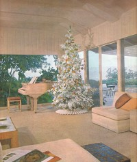 Christmas at Midcentury, When Aluminum Trees Replaced ...