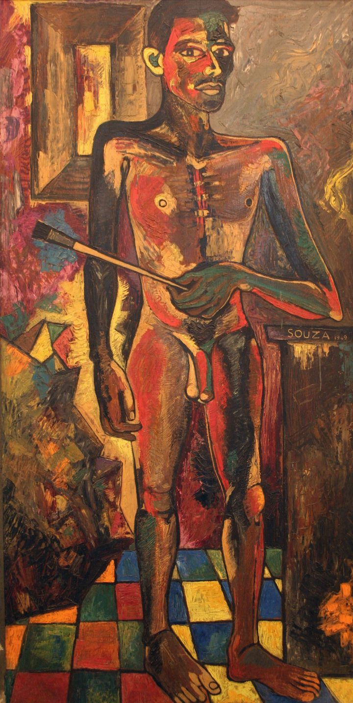 Modern Art Painting The Young Firebrands Of Indian Modernism