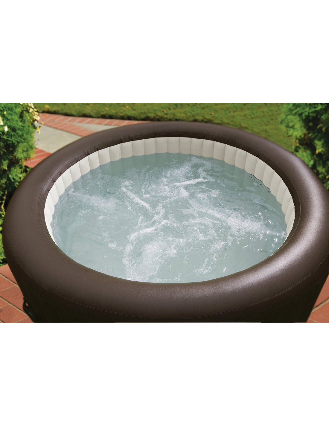 Intex Pure Spa Jets Rond 4 Places 1 96 X 71 M