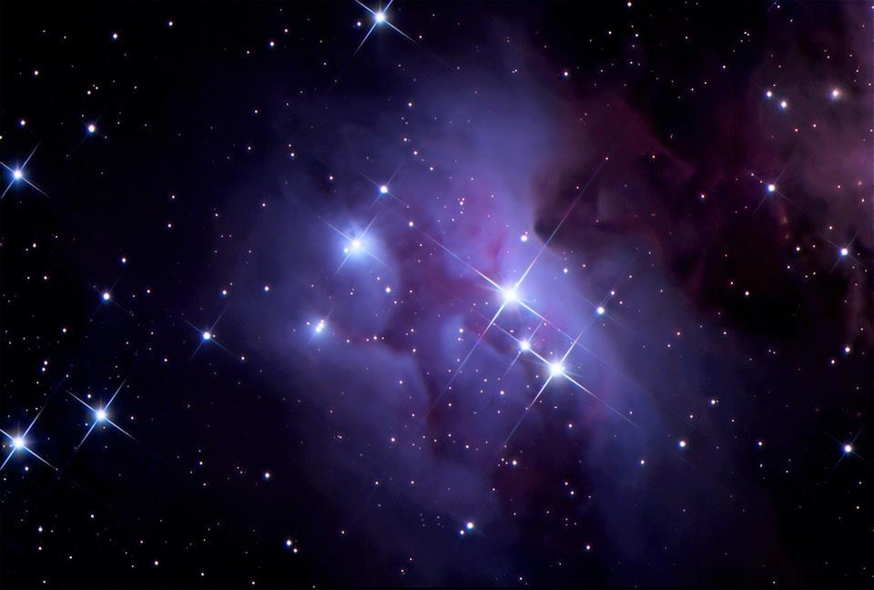 Orion Nebula Hd Wallpaper A Nebulosa Do Homem Correndo No Espa 231 O