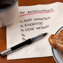 Losing weight is on top of everyone's New Year's Even Resolutions, but what are you going to DO about it?