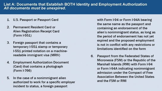 Employment Eligibility Verification I-9 Form - Ppt
