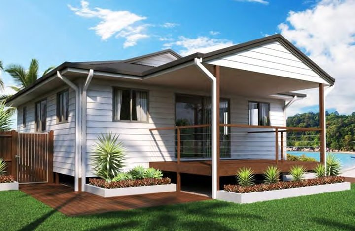 Flat pack granny flats ibuild kit homes for Granny homes