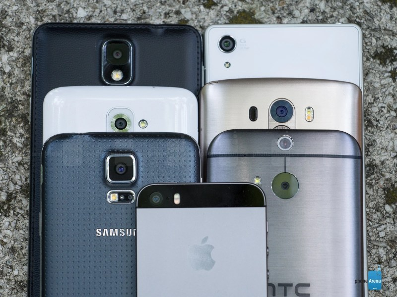 Large Of Galaxy S5 Camera