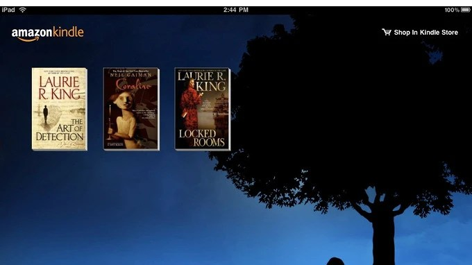 Amazon Kindle app for iOS gains new Split View mode for iPad