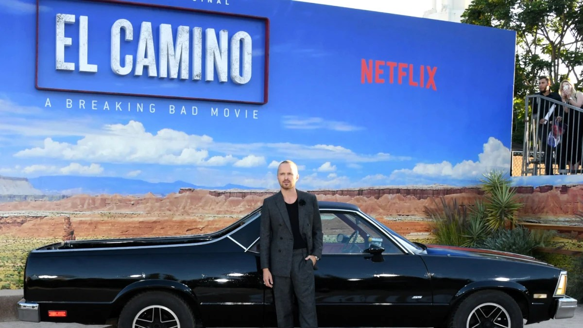 Netflix Releases El Camino A Breaking Bad Movie To Rave Reviews Phonearena - El Camino Netflix Filming Locations