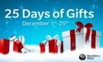 Days Till Christmas Calendar