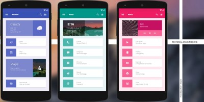 10 creative custom Android homescreen themes made by ...