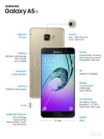 A Samsung Galaxy