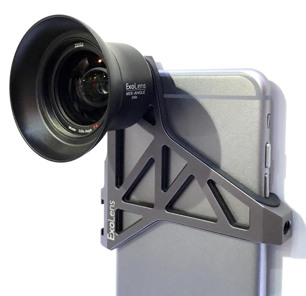 Exolens Shows Premium Iphone Camera Lens Attachments With Auto Wiring Diagram