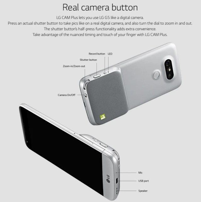 LG Cam Plus