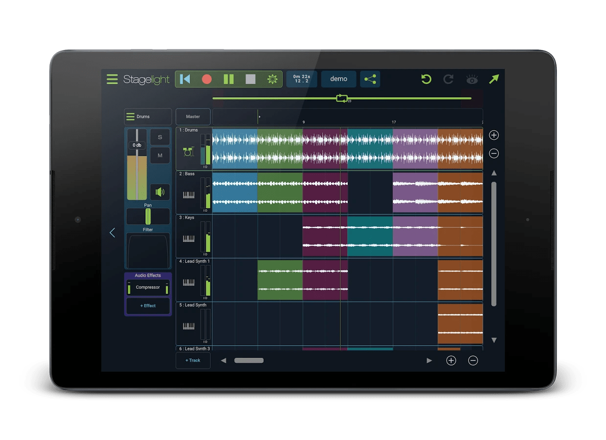 Garageband Beat Maker 10 Android Apps That Will Get Music Makers Close To Apple
