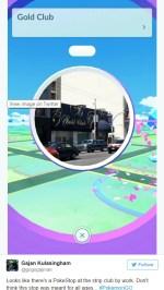 Weirdest Pokemon Go Places