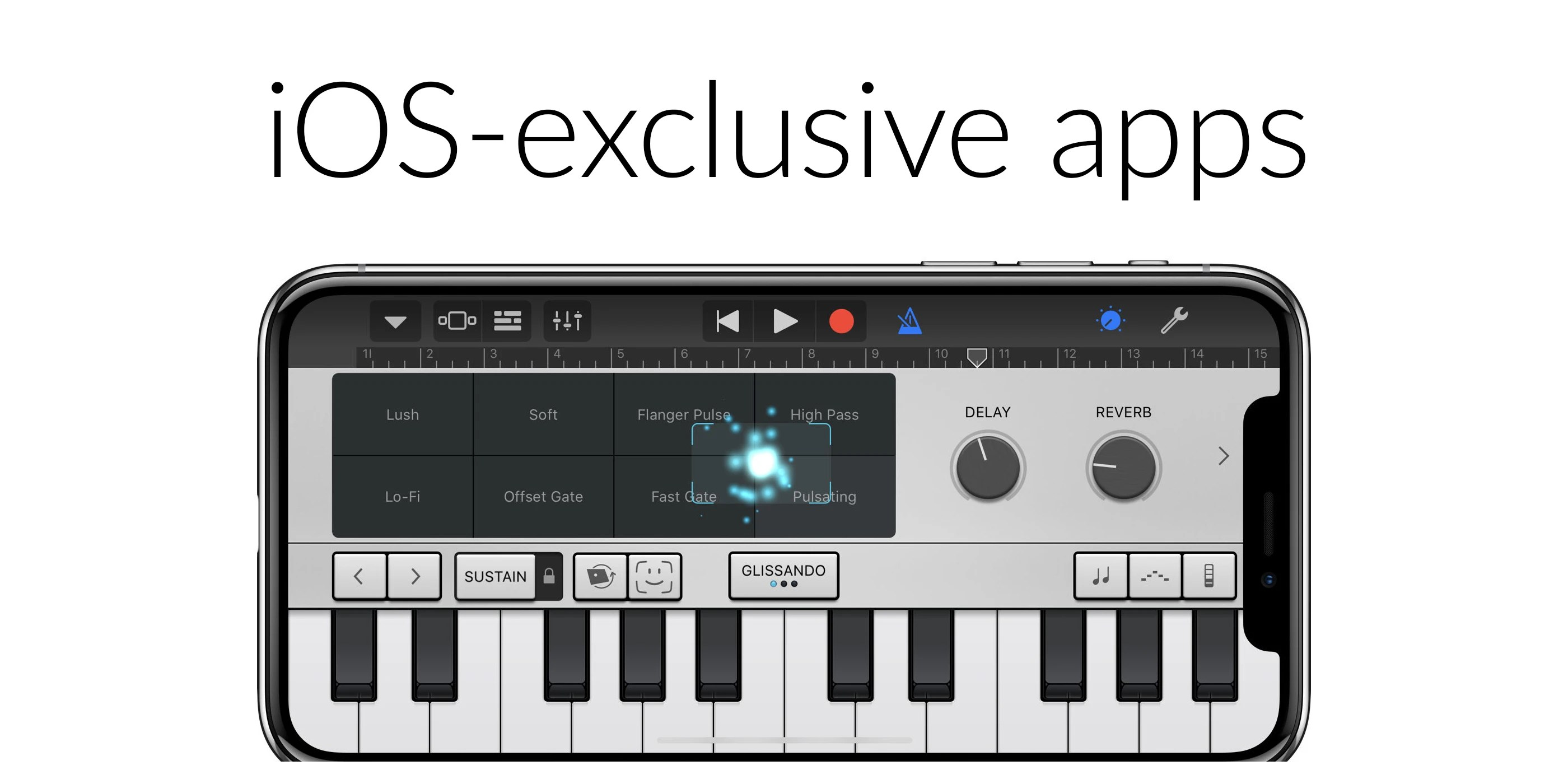 Garageband On Android The Very Best Ios Exclusive Apps And Games That Are Nowhere To Be