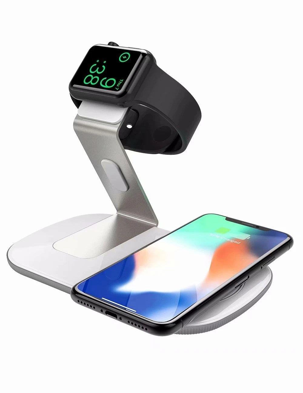 Iphone Cordless Charger Best Qi Wireless Chargers Compatible With The Iphone Xs And Xs Max