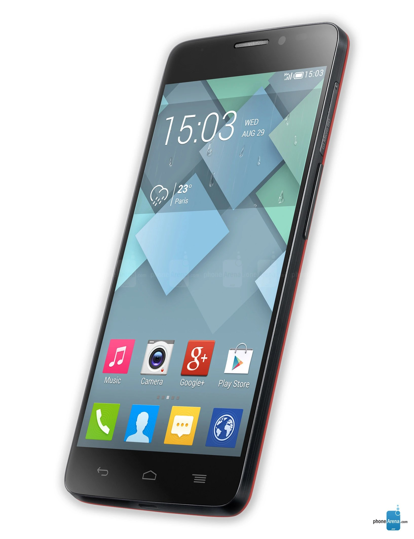 Alcatel One Touch Idol Libre Alcatel Onetouch Idol X Specs