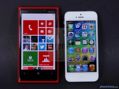 Nokia Lumia 920 vs Apple iPhone 5 - Call quality, Battery and Conclusion
