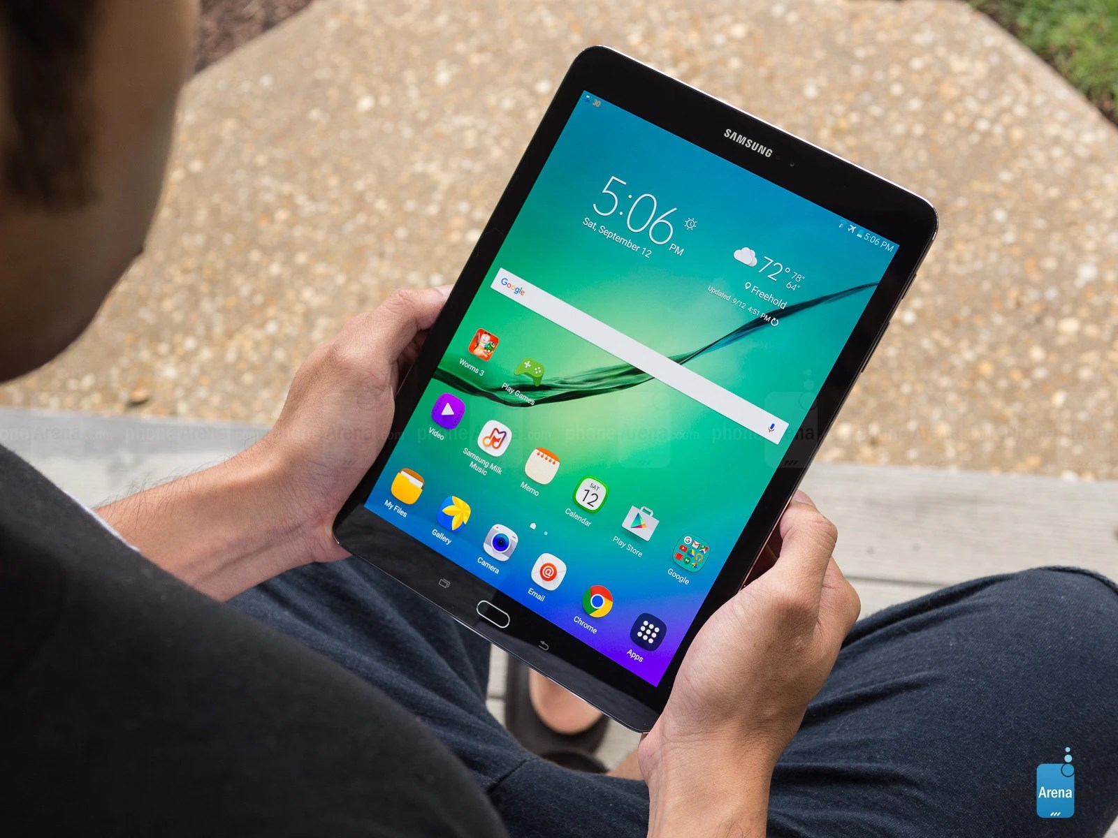 Galaxy Tab 9.7 Samsung Galaxy Tab S2 9 7 Inch Review