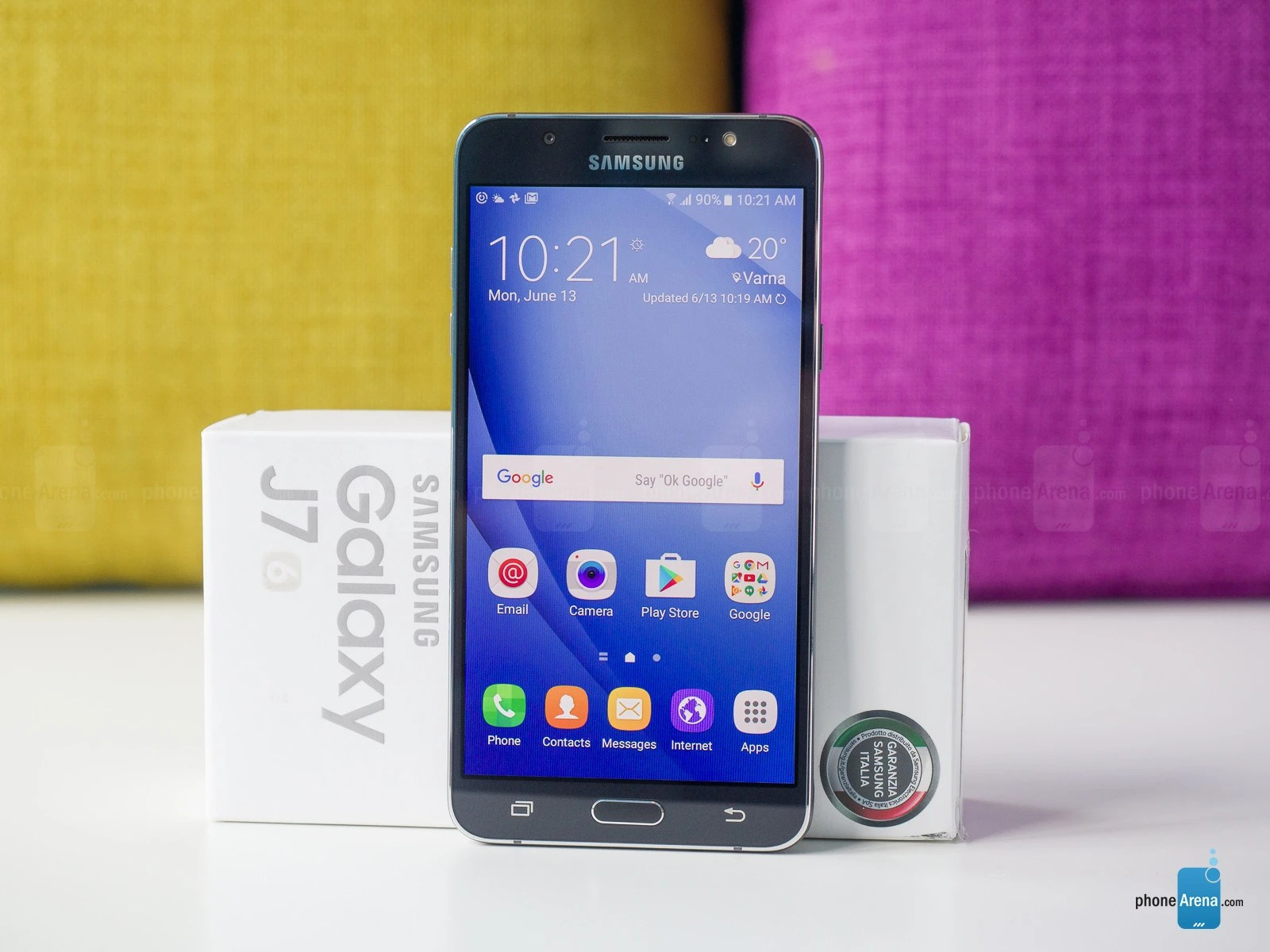 J7 Samsung Samsung Galaxy J7 2016 Review