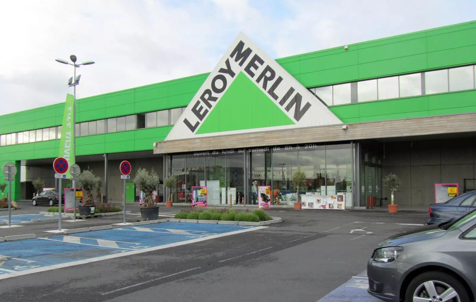 Plafoniera Neon 120 Cm Leroy Merlin : Leroy merlin a la rochelle collective org vers de nouveaux modes d