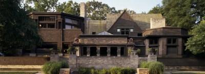 Oak Park - Frank Lloyd Wright Historic District - Footprints Around Chicago