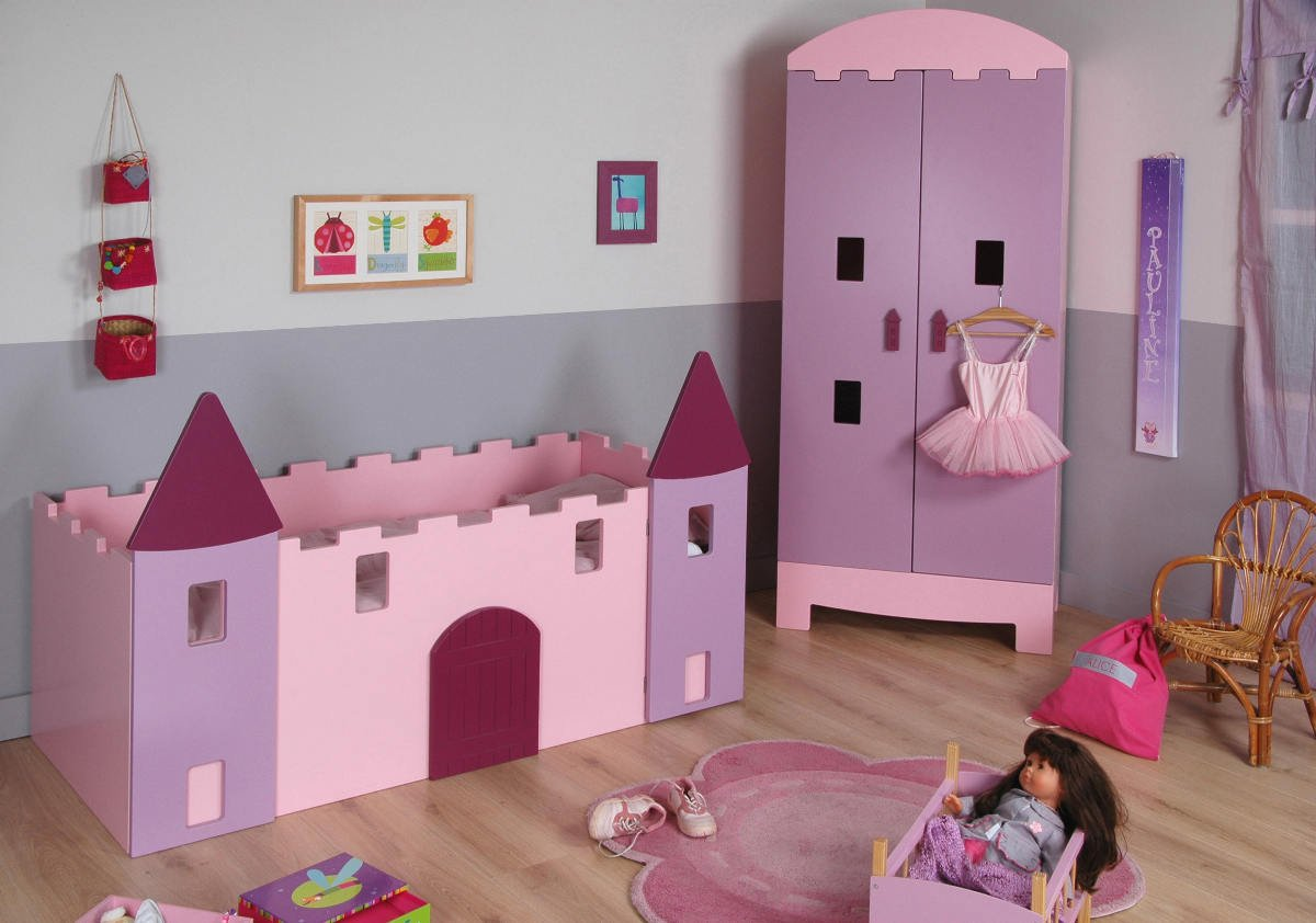 Dormitorio Barbie Habitaciones Infantiles De Octave And Léontine Decoración