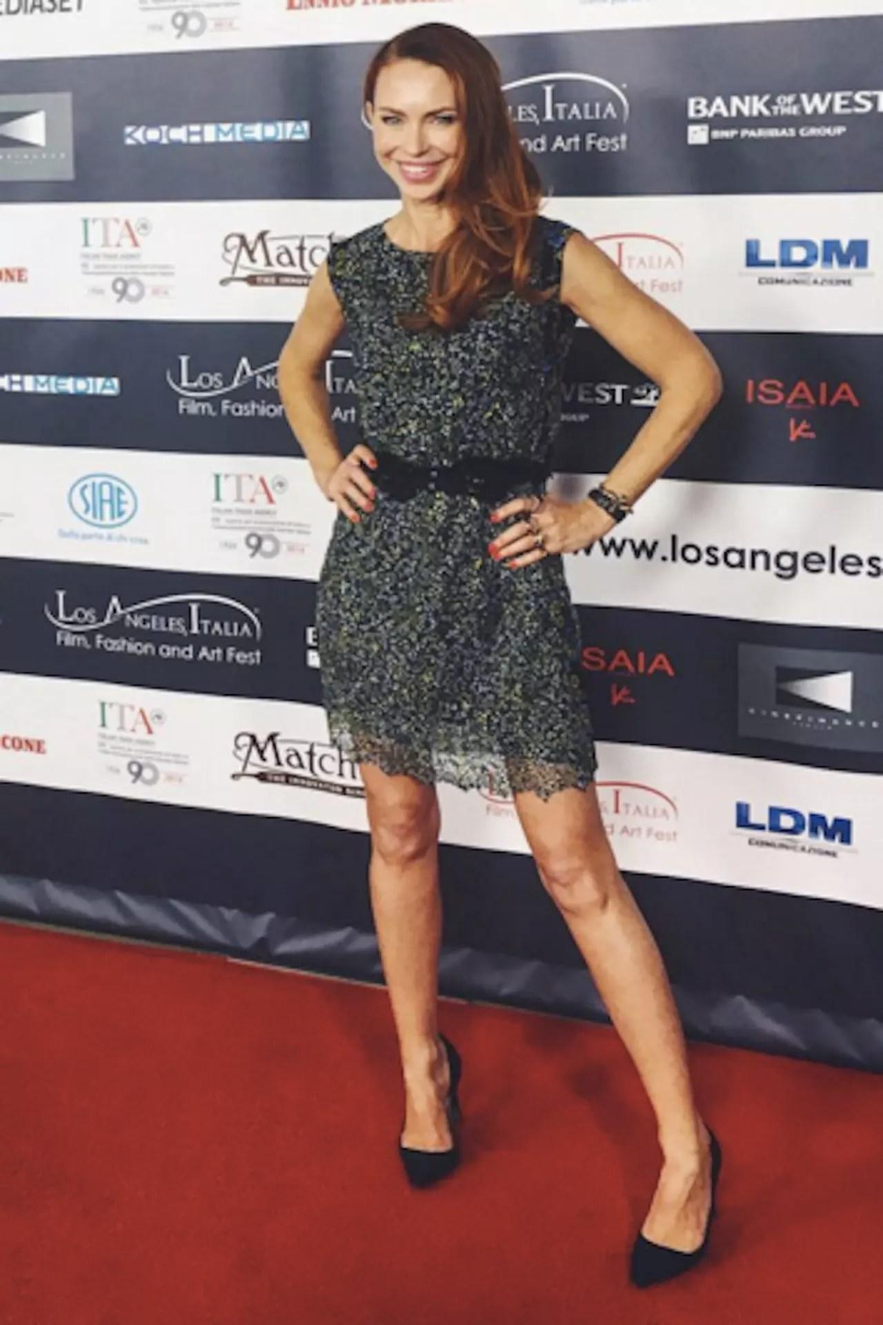 Yvonne Scio Red Carpet Il Look Della Settimana E Hot