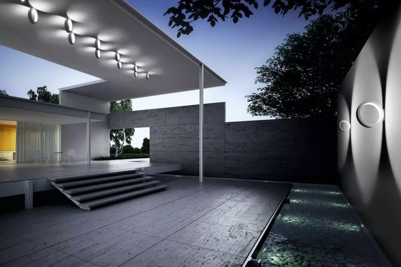 Illuminazione per giardini esterni illuminazione da giardino a