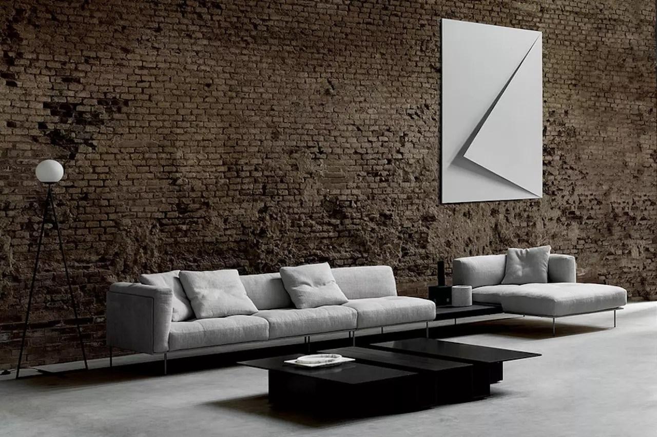 Soggiorno Moderno Design | Parete Attrezzata Moderna Hunter Arredo ...