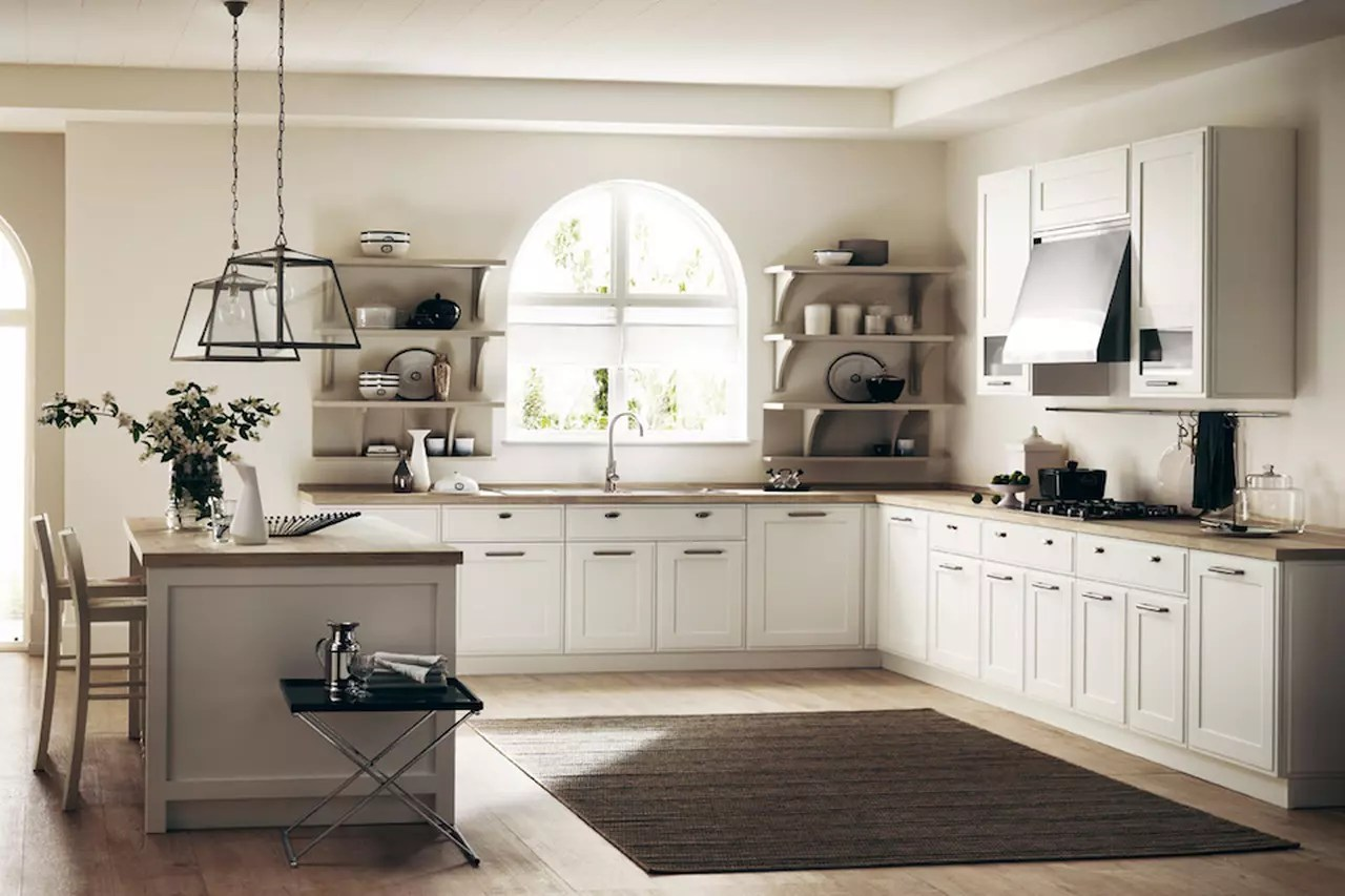 Cucina Country Chic Verde Cucine Stile Country Chic Iw25 Pineglen