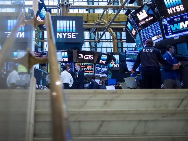 Week That Spooked Bond Markets Sent Traders Scrambling For