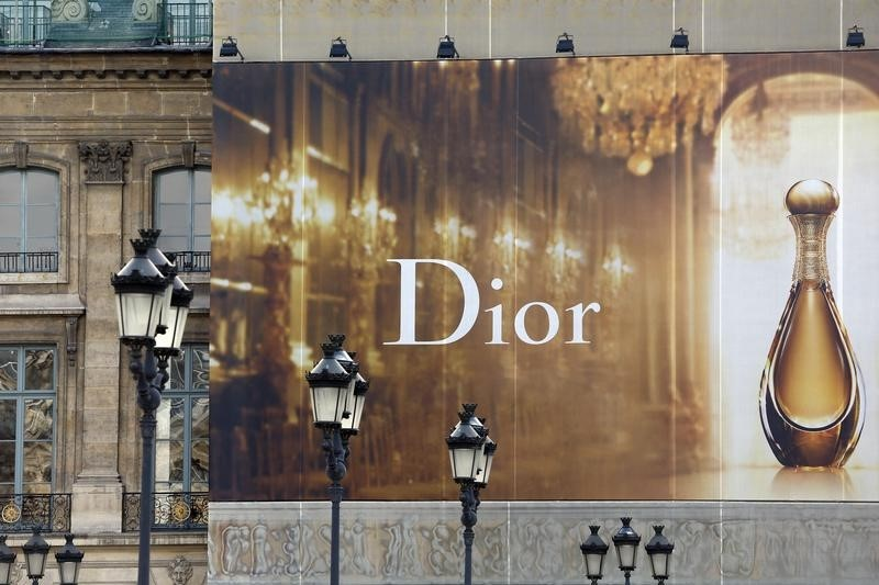 StockBeat - Luxury Goods Shine After Another Big Quarter for LVMH By